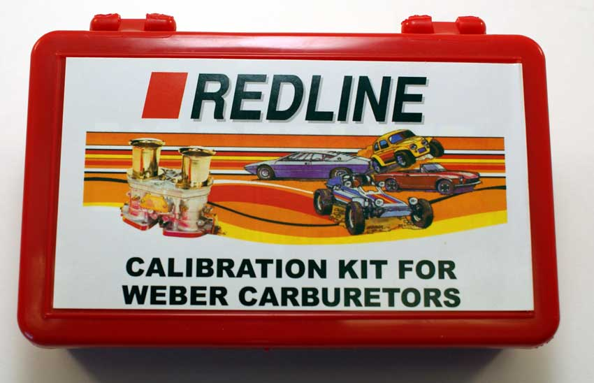 Weber Carb Jets and Jetting Kits