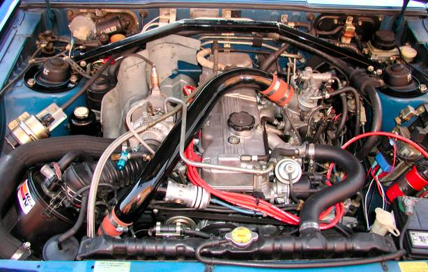 Top End Performance - Starion-Conquest - Auto Brands