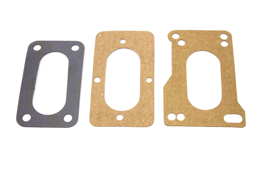 Base Gaskets and Anti-Vibration Mounts for DCOE Carbs