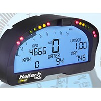 Haltech gaugeART CAN Cable to DTM4-4 - 1.5m (5 ft)  Note: As supplied with the Haltech gaugeART CAN OLED Gauge