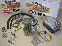 Genuine Weber Conversion Kits for Jeeps