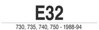 E32 Parts