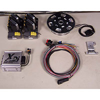 "4 Cyl XDI-2 - includes ECU, Harness, Coil Pack, Trigger Wheel and 1/2"" Mag P/U"