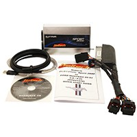 Elite 1500 with RACE FUNCTIONS - Plug 'n' Play Adaptor Harness ECU Kit- Mazda Miata/MX5 NA  Suits: 1.6 and 1.8 with 2 Plug 2 Row ECU  Includes: Elite 1000 ECU. Adaptor Harness. M14 x 1.5 Air Temp Sensor and plug & pins.
