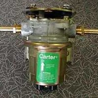 Weber Specific Electric Fuel Pumps