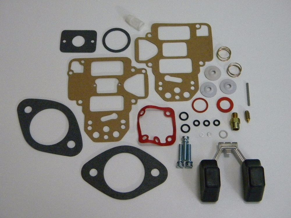 Weber Carb Repair Kits and Key Parts
