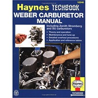 Weber Carb Book and Synch. Tools.