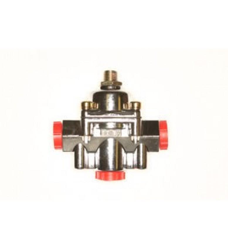 Fuel Pressure REGULATOR (carburetor), Turbo, w/rising rate 1.3:1 ratio <3 lbs., 1.5 – 20 psi,