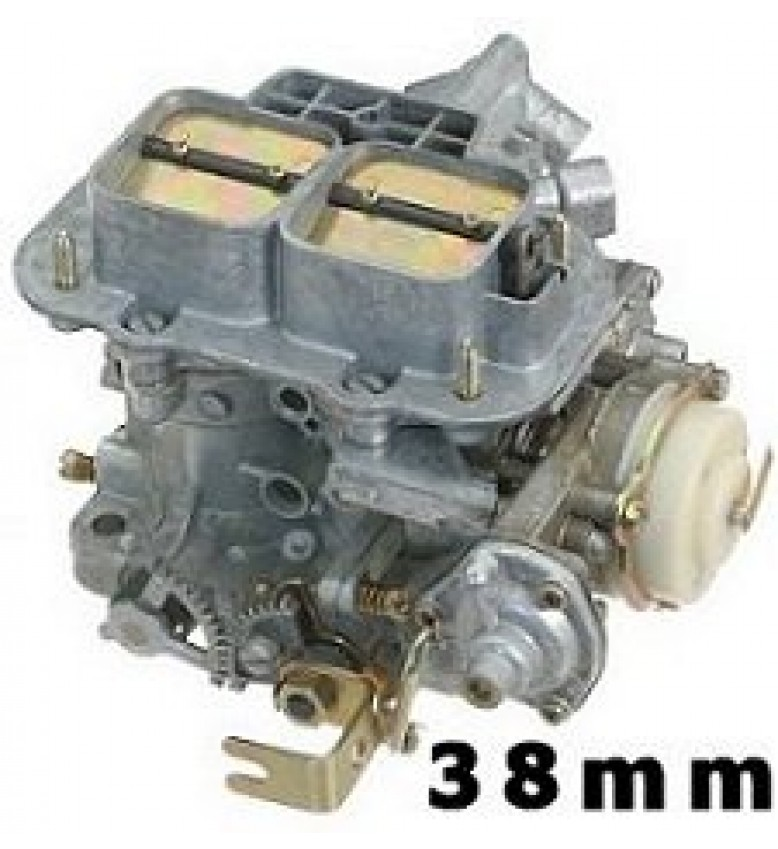 Weber 38-DGES Electric Choke Carb Only