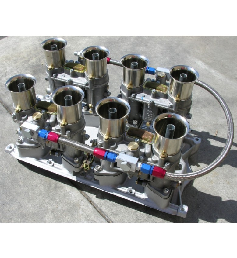 Frd V8 302, 4x48-IDF