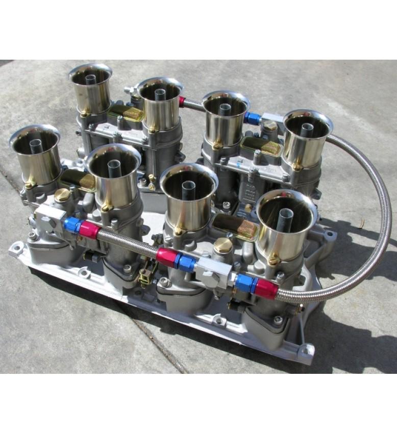 Frd V8 351W 4x48-IDA Shrt Stk