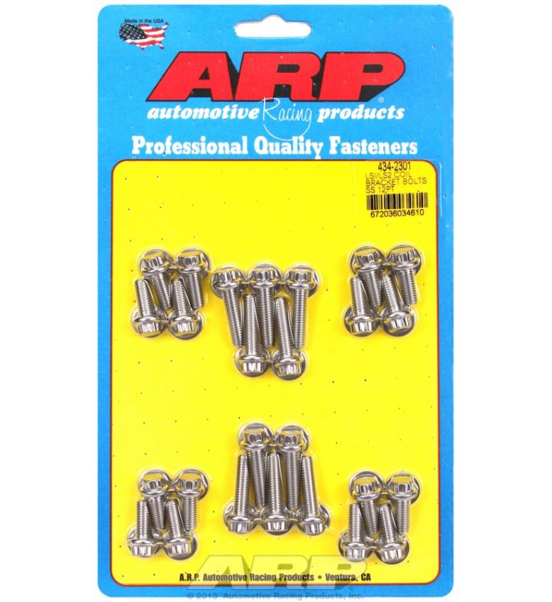 ARP Hardware - LS1 LS2 SS 12pt coil bracket bolt kit