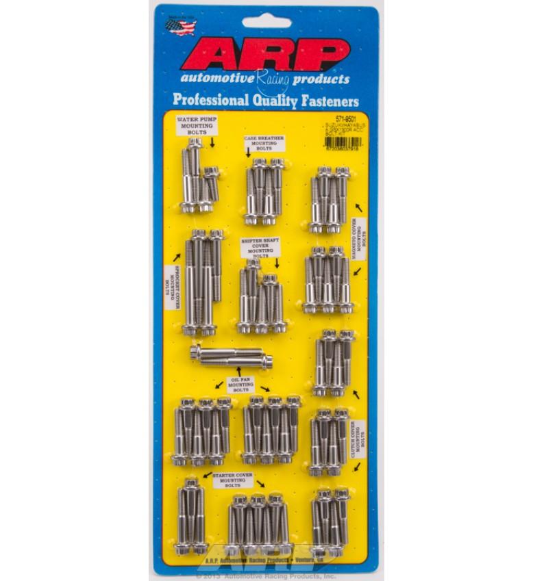 ARP Hardware - Suzuki/Hayabusa GSX1300R SS 12pt accessory bolt kit
