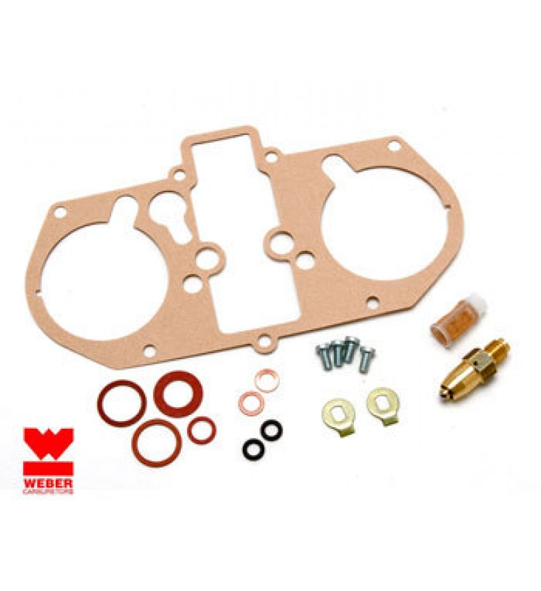 GASKET KIT, w/o seals