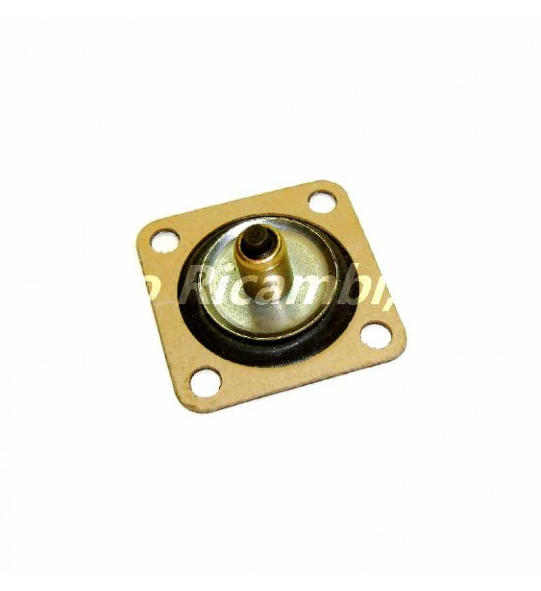 Accelerator Pump DIAPHRAGM, IDF XE style, Metal Tip