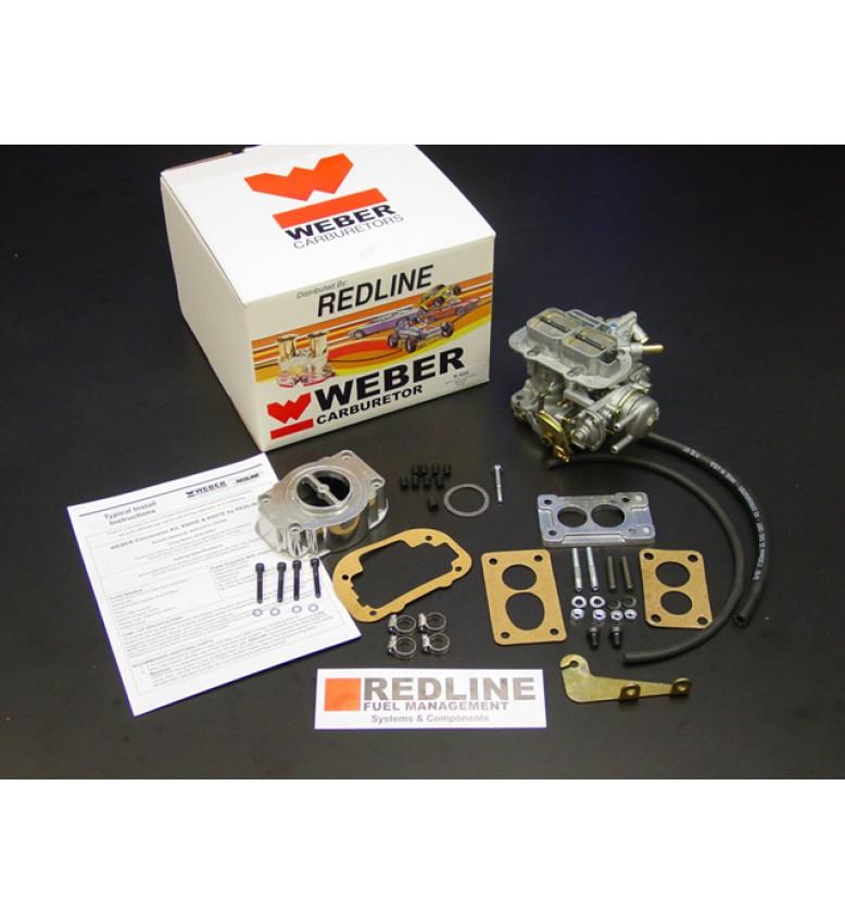 "Toyota PU 78-80 20R, Calif. ""Legal Kit"""