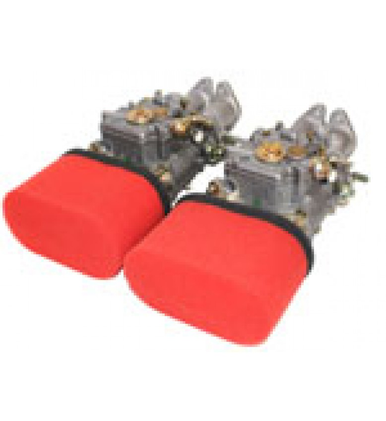 Red Air Horn COVER, 48-DCOE