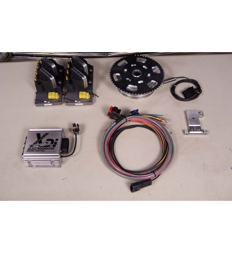 6 Cyl TEC-GT Fuel Injection and Ignition Control Package