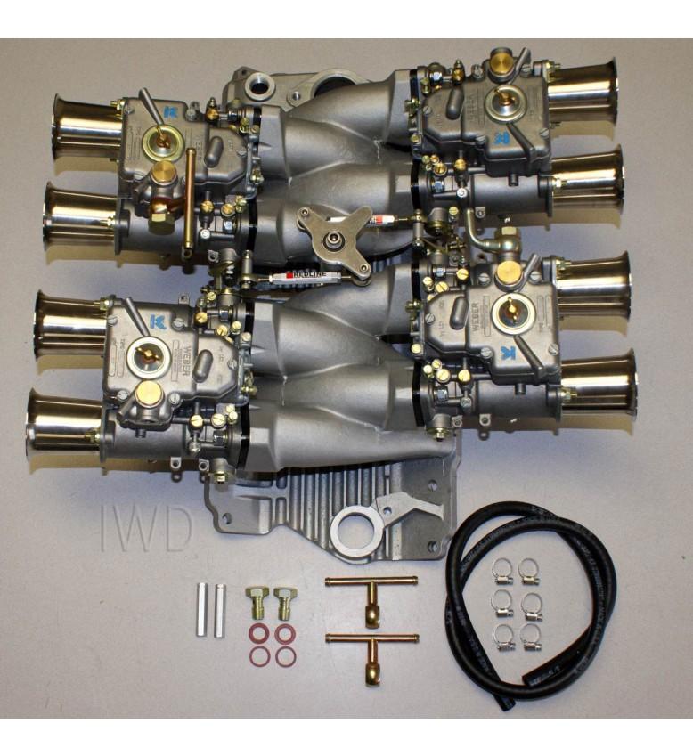 Chev V8 SB 4x45-DCOE