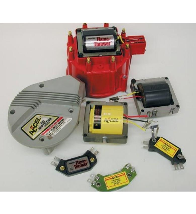 HEI COIL, GM in-cap, can use w/perf modules