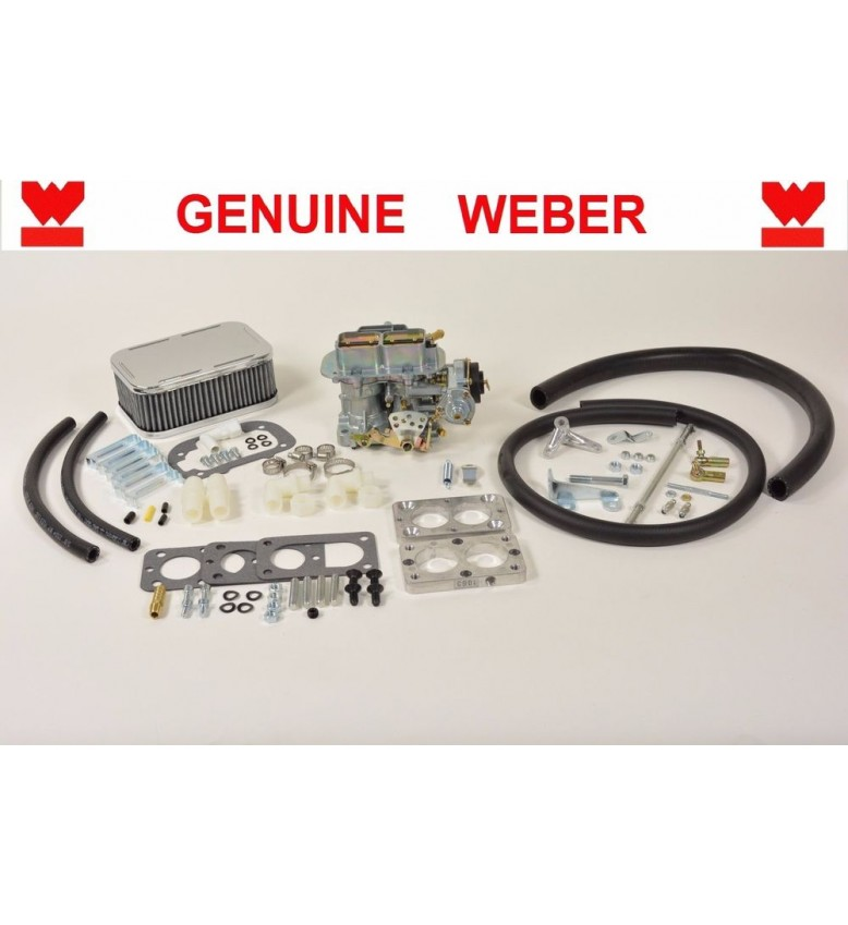 Nissan L16-L20B w/ Carb & Manifold Upgrade, 38-DGES