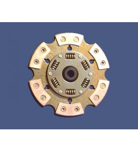 228mm Racing Clutch Disc - Spring Center