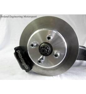 "Wilwood Rear Disc Brake Kit - 15"" Wheels"
