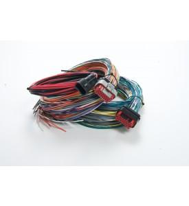 TEC-3 Unterminated Harness 12'                                                  For ECU #33000