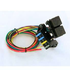 """TEC-3 6ft """"Universal"""" Terminated Harness 6'                             For ECU #33000"""