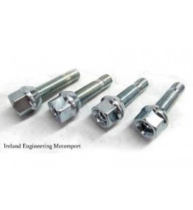 12mm x 57mm Long Thread-in Wheel Stud