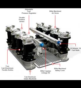 Hemi 6.1L Mopar V8 Kits