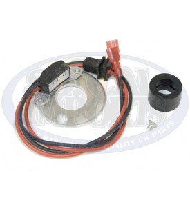 "DISTRIBUTOR, 009 single Breakerless VW, ""VR"" square sine signal, for CDI or F.I."