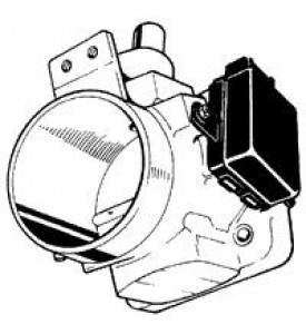 60mm Throttle body, big throat