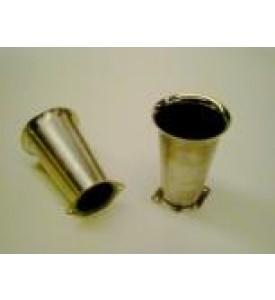 2 Spun Aluminum