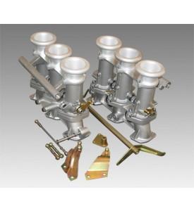 TB Kit, 3BBL, 44mm, w/ air horns