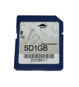 2 GB SD Card