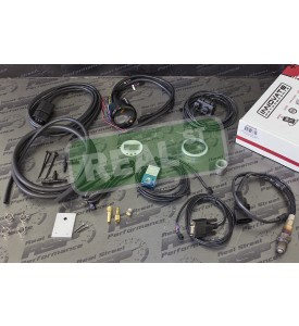 Innovate Motorsports - SCG-1 Solenoid Boost Controller & Wideband O2 Gauge Kit, All-In-One!