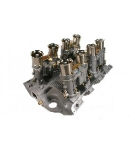 Quad 48IDA Weber Conversion for 429/460 Ford V-8