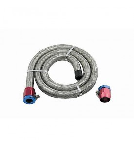 Steel Braided Fuel Line kit
