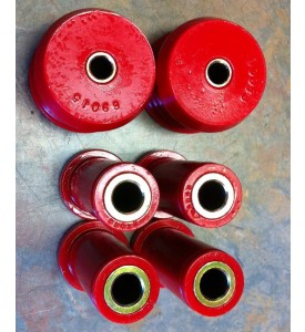 Rear urethane bushing kit for 2002 and E21