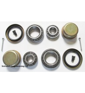 Wheel bearing kit - front - 2002 or Tii