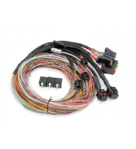 Elite 550 - 2.5m (8 ft) Basic Universal Wire-in Harness Only (no relays or fuses)