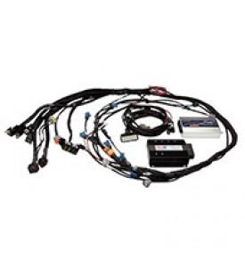 Elite 2500 & Race Expansion Module (REM) 16 Sequential Injector Integrated - 2.5m (8 ft)   Universal Wire-in Harness Only -  Used for a new full installation - inc 160A SSR (8 individual ignition coil ready when used with HT-130306 or HT-130311)