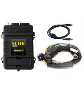 Elite 1000 - 2.5m (8 ft) Basic Universal Wire-in Harness Kit (no relays or fuses)