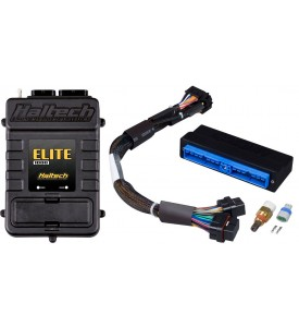 Elite 1500 with RACE FUNCTIONS - Plug 'n' Play Adaptor Harness ECU Kit - Mitsubishi EVO 4-8  (5 Speed) & Eclipse 2G Turbo