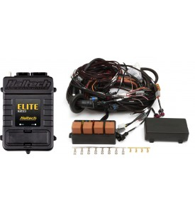 Elite 2500 T with ADVANCED TORQUE MANAGEMENT & RACE FUNCTIONS - V8 Big Block/Small Block GM, Ford & Chrysler Terminated Harness ECU Kit - Suits Bosch EV1 injector connectors