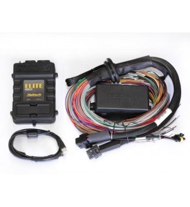 Elite 2500 T with ADVANCED TORQUE MANAGEMENT & RACE FUNCTIONS - Ford Coyote 5.0 Terminated Harness ECU Kit - WBC1/2 CAN O2 Wideband Controller ready