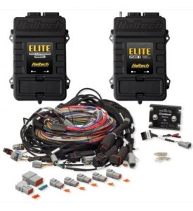 Elite Race Expansion Module (REM) with ADVANCED TORQUE MANAGEMENT & RACE FUNCTIONS with 16 Sequential Injector upgrade - Module Only  (Must be used with  Elite 2500 ECU)