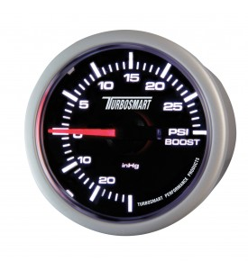 Turbosmart - Boost Gauge 0-30psi 52mm - 2 1/16""