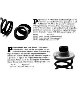 Polyurethane 510 Rear Coil Insulator